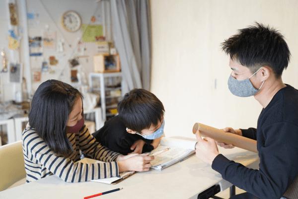 算数数学塾。算数教室、数学の個別指導を福岡市南区で行っています。不登校や算数障害、ADHDやLDの生徒も通っています。ホームスクーリングの勉強法や教え方講座も行っています。