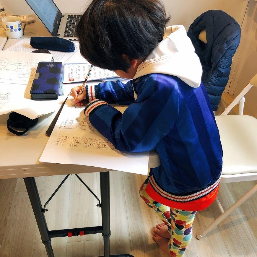ADHD(注意欠如・多動症)や学習障害(LD)への算数の教え方をご紹介。オンライン授業や不登校生の対応も行っています。